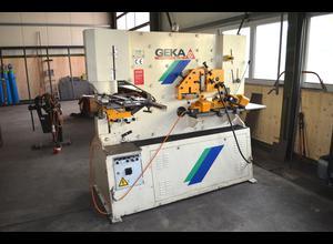 Děrovací stroj GEKA Hydracrop 80 SD