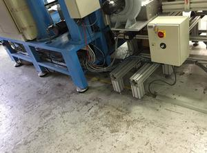 SERLEM CFB 670 year 2002 - automatic die-cutting machine for labels