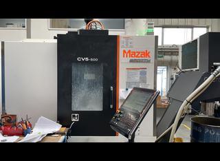 Mazak Cv5-500 P210609097
