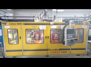 Electric BM 5000D Blowmoulding machine