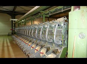 Karl Mayer RCX10NG Spulmaschine