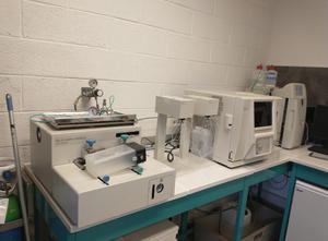 Equipo de laboratorio Shimadzu TOC-V CSH et 5000A