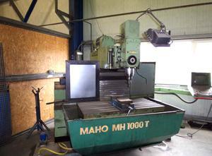 Maho MH 100 T cnc universal milling machine