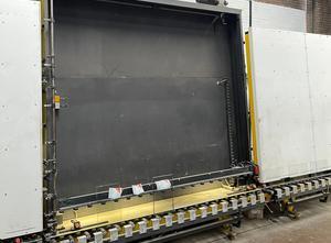Sklářský stroj Lenhardt IG-line