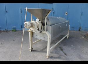 Stroj na sekáni, čištění a blanšírování ovoce a zeleniny Bauermeister MWA