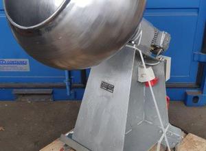 Sohn coating drum Coating pan