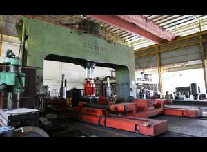 Maszyna do obróbki blach BOLDRINI PAO800 x 8000 & MSF/T 140 x 7900