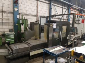 Nicolas Correa Prisma 20 cnc bed type milling machine
