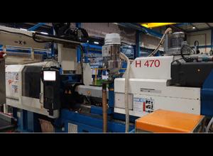 BILLION H470 - 100 Injection moulding machine