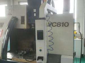 Pionowe centrum obróbcze Spinner VC 810