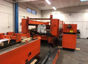 Řezačka - laserový řezací stroj Bystronic 3015