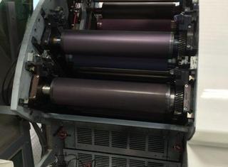 KBA Genius 52-5F-UV P210611107