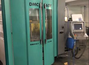 Centro de mecanizado vertical DMG  DMC 65 V