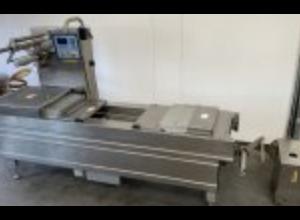 Tvarování termoplastů - Tvarující, plnící a  uzavírací linka Multivac R 140