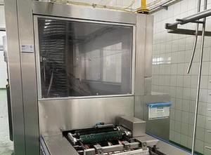 Linia produkcyjna - biszkopty i rogaliki Haas SWAKT-64