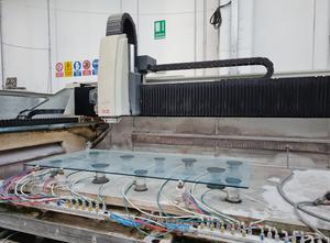 INTERMAC MASTER 33 Glass machine