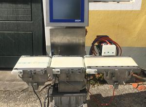 Metller Toledo S3 Kontrollwaage