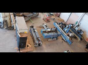 STEMAS Double Sided -Oscillating Sanding Machine with *Loader