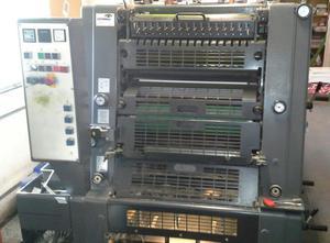 Offset cuatro colores Heidelberg GTO 52-4 -P3