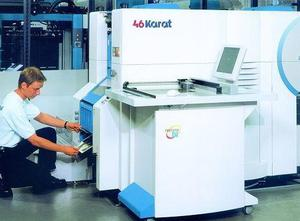 Offset cuatro colores KBA 46 Karat