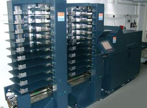 c.p. Bourg BST 10 N + BDF Booklet finisher