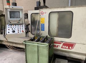 Cnc dikey freze makinesi Tiger TFA4