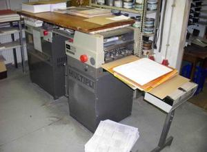 Baeuerle Multipli 384 PS folding machine