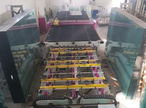 CMS FCL3225 complete glass cutting line