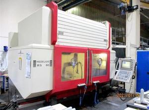 Hedelius RS 60 K-2000 Bearbeitungszentrum Vertikal