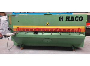 Haco TS306 CNC shears