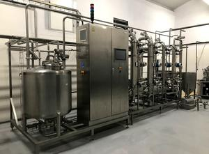 Mlékárenský stroj - výroba sýru, porcování a balení Intermasz -