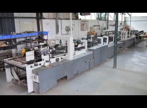 Bobst Domino 85-M folding machine