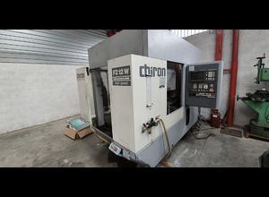 Chiron FZ 12 W Bearbeitungszentrum Vertikal