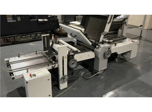 Heidelberg Stahl Folder TD78 4.4.2 folding machine