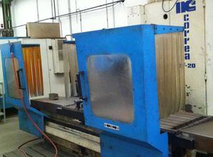 Cnc dikey freze makinesi Correa CF 20