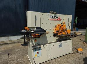 Geka Hydracrop SD 110 ton PD CNC CNC Stanzmaschine