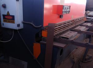 Cisaille guillotine hydraulique MAC QC12Y-6×3200