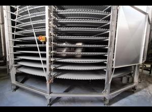 Liofilizator Lipsia Spiral Freezer 24 tiers