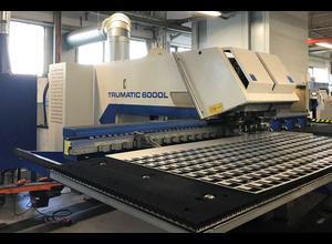 Trumpf TRUMATIC 6000L - 1300 Laser Stanz Kombimaschinen