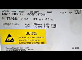 Thermo Fisher Scientific. 3851 P210622015