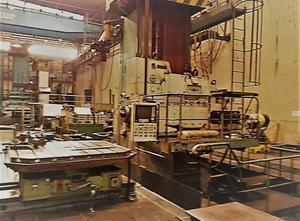 CNC stolová vyvrtávačka ŠKODA W 160 G