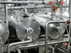 Maszyna do produkcji masła, porcjowania i pakowania Tetra Otich -