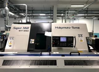 Nakamura WY-250 MMYY Supermill P210623013