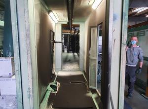 Cabina de pintura OMIA Sur mesure