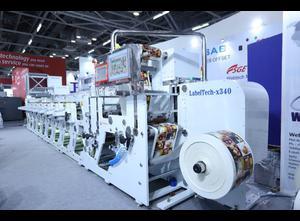Imprimante d'étiquettes Webtech Engineering Private Limited LABELTECH  X 410 – 08 COLOR