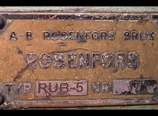 Rosenfors RFU P210623045