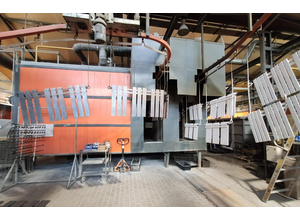 Stříkací kabina IDEAL-LINE Powder coating unit