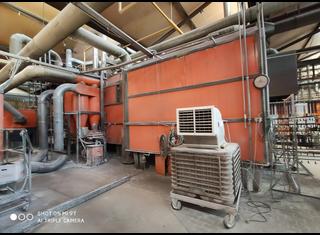 IDEAL-LINE Powder coating unit P210623053