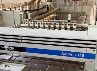 Gabbiani Axioma 115 P210624009