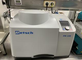 RETSCH PM 100 P210624019